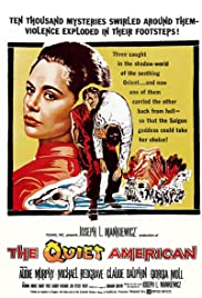 The Quiet American(1958) Poster - Movie Forum, Cast, Reviews