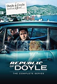 Allan Hawco, Sean McGinley, and Krystin Pellerin in Republic of Doyle (2010)