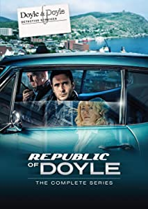 Watch 3gp online movie Republic of Doyle Canada [Bluray]