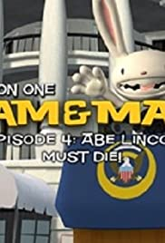 Sam and Max: Abe Lincoln Must Die! Poster