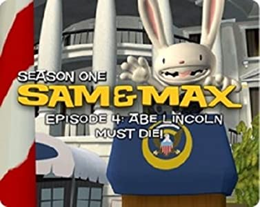 Free Download Sam and Max: Abe Lincoln Must Die! by Brendan Q. Ferguson [mp4]