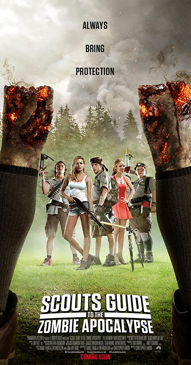 Scouts Guide to the Zombie Apocalypse (2015) - IMDb