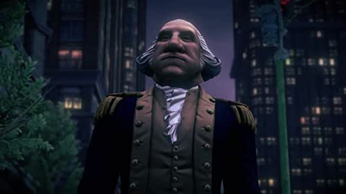 Saints Row IV: Presidential & Grass Roots