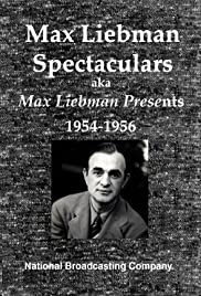 Max Liebman Spectaculars Poster