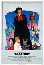 Zoot Suit Poster