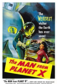 The Man from Planet X (1951) 720p