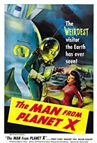 Primary photo for The Man from Planet X
