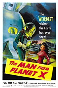 The Man from Planet X Edgar G. Ulmer