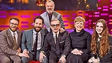 Seth Rogen/Paul Rudd/Martin Freeman/Maxine Peake/Birdy