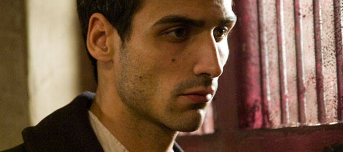 Raúl Prieto in La señora (2008)