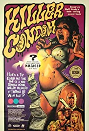 Killer Condom Poster