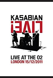 Kasabian Live! Live at the O2 Poster
