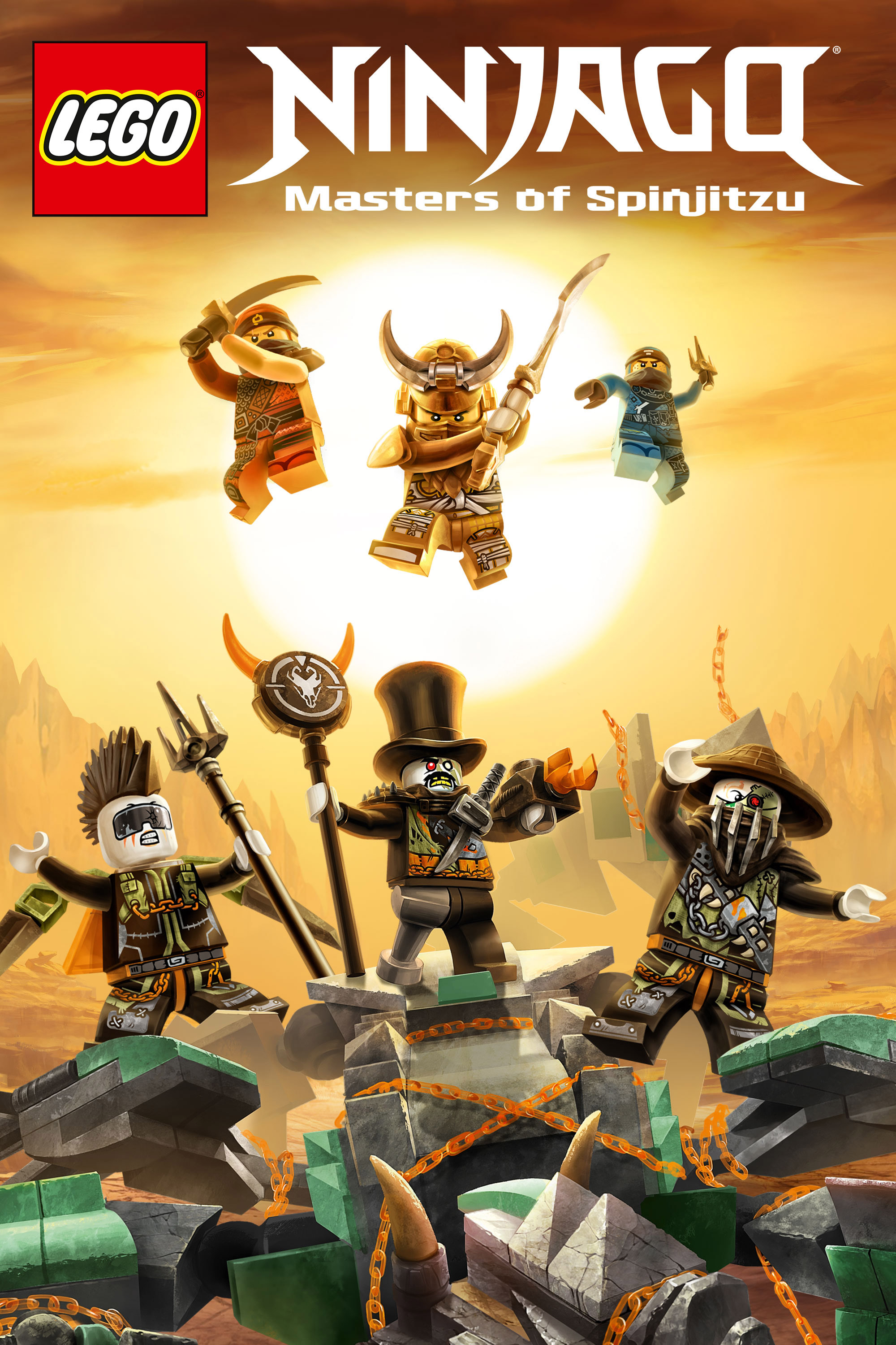 Ninjago Masters Of Spinjitzu Tv Series 2011 Imdb