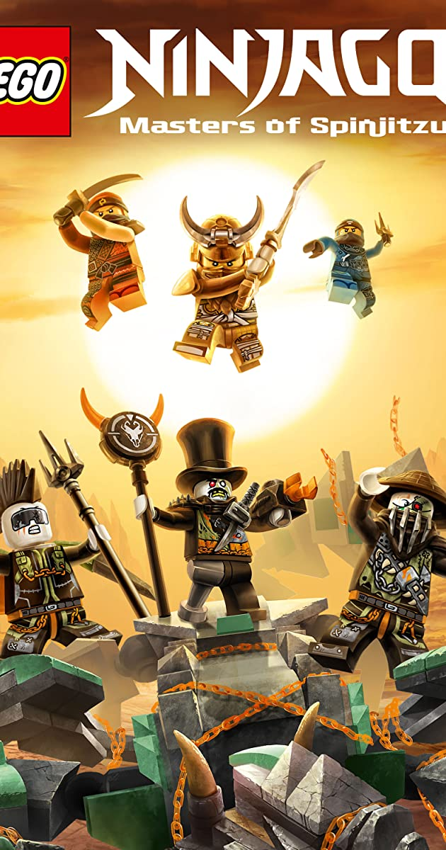 Ninjago Masters Of Spinjitzu Tv Series 2011 Full Cast Crew