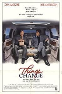The movie trailer download Things Change [HDR]