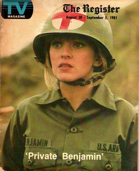 Lorna Patterson in Private Benjamin (1981)