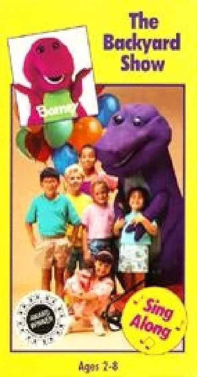 The Backyard Show (Video 1988) - IMDb