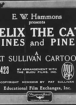 Felix the Cat Dines and Pines (1927)