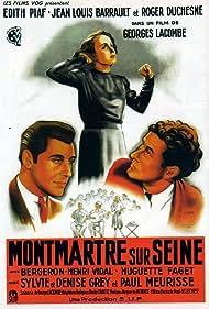 Montmartre sur Seine (1941)