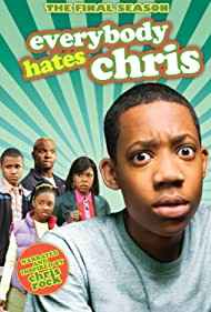 Tichina Arnold, Terry Crews, Tequan Richmond, Tyler James Williams, and Imani Hakim in Everybody Hates Chris (2005)