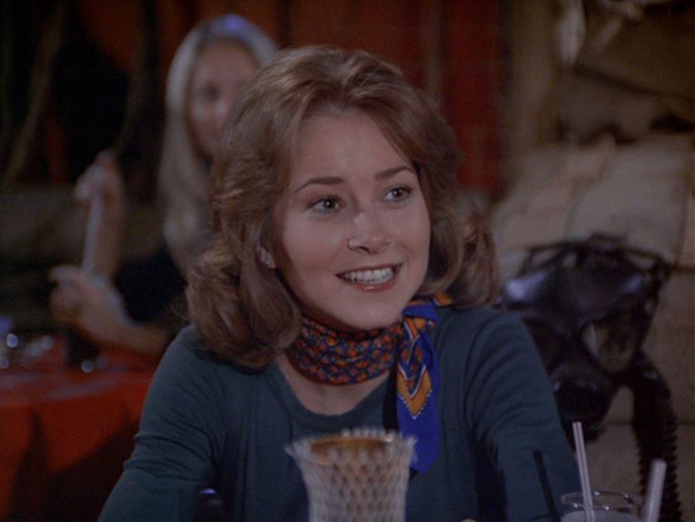 Lisa Eilbacher in The Hardy Boys/Nancy Drew Mysteries (1977)
