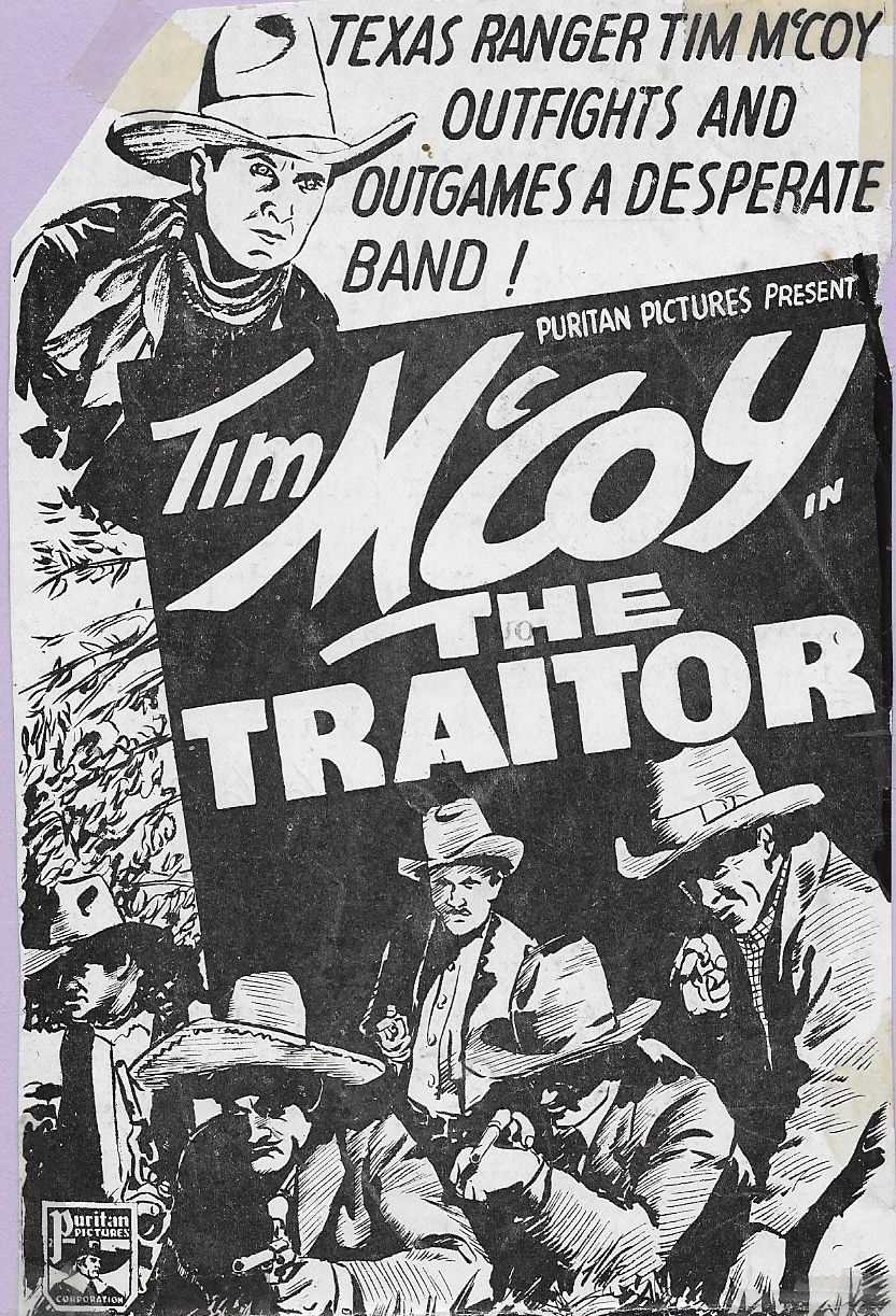 Tim McCoy in The Traitor (1936)