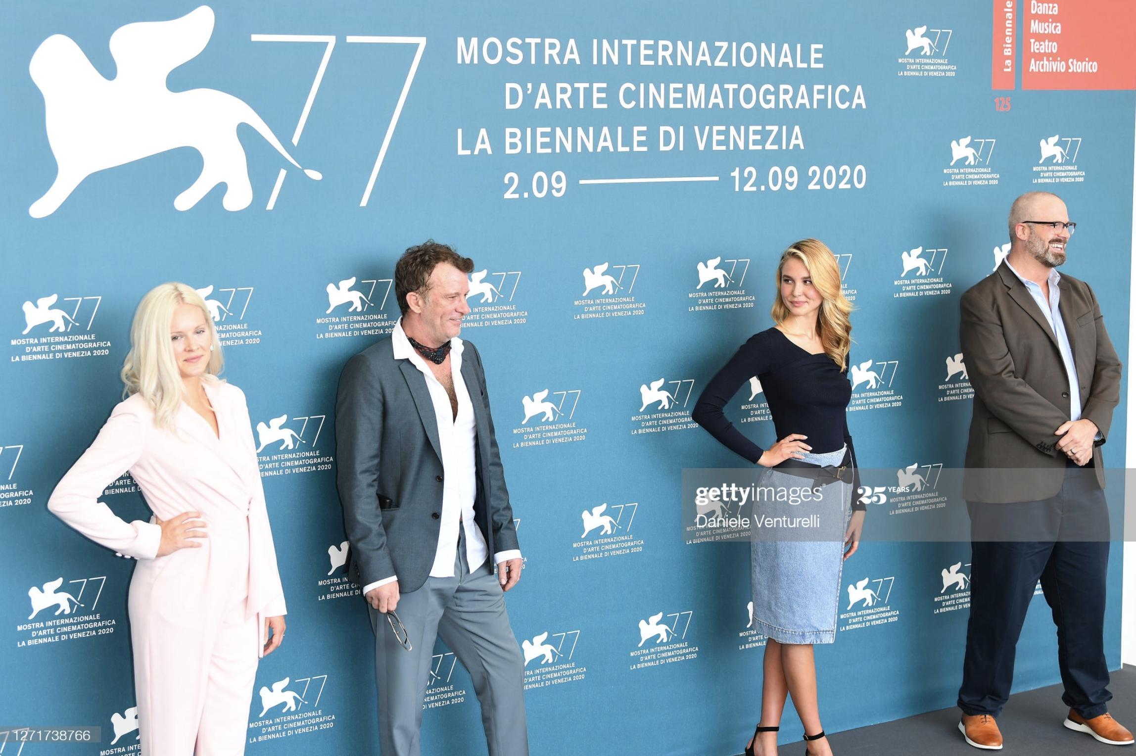 RUN HIDE FIGHT - 77th Venice Film Festival