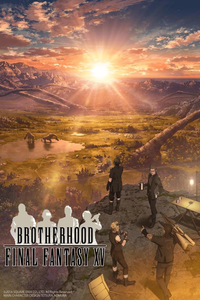 Brotherhood Final Fantasy Xv Tv Series 2016 Imdb