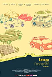 Batman at the Checkpoint Poster