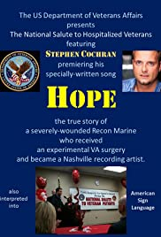 Stephen Cochran: Hope Poster