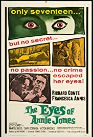 The Eyes of Annie Jones Poster