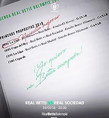 COPA DEL REY last 16 1st leg Real Betis Balompié vs Real Sociedad (2019)