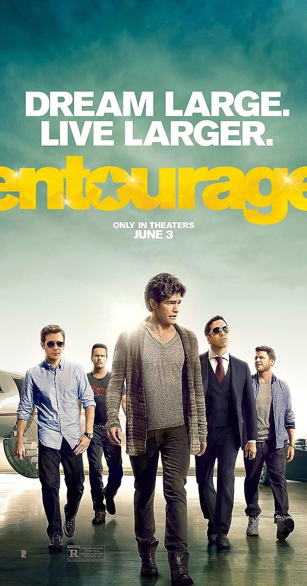 DRAUGELIAI (2015) / Entourage