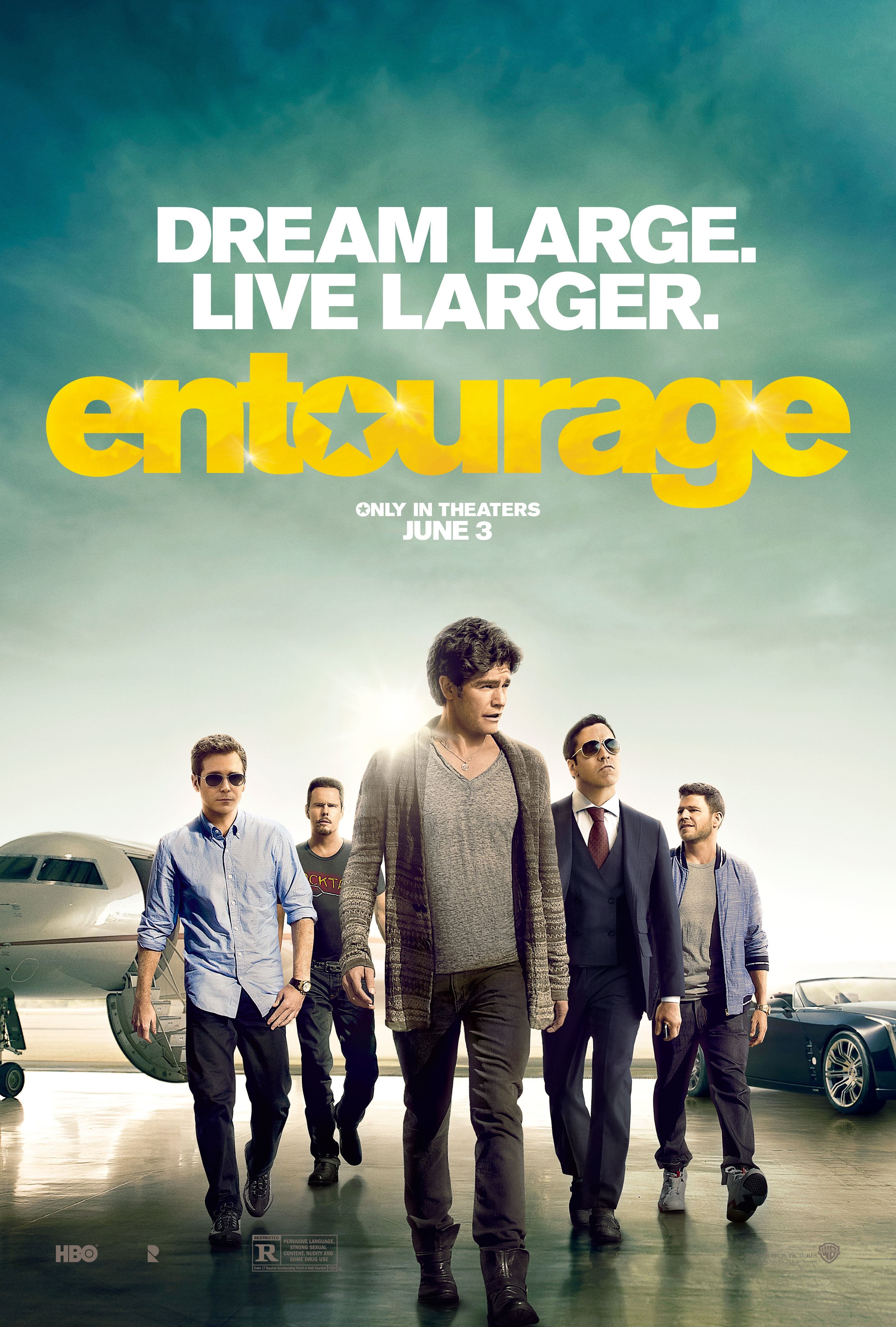 Entourage (2015) BluRay 480p, 720p & 1080p