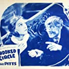 Raymond Hatton and Zasu Pitts in The Crooked Circle (1932)