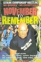 ECW November to Remember 1999