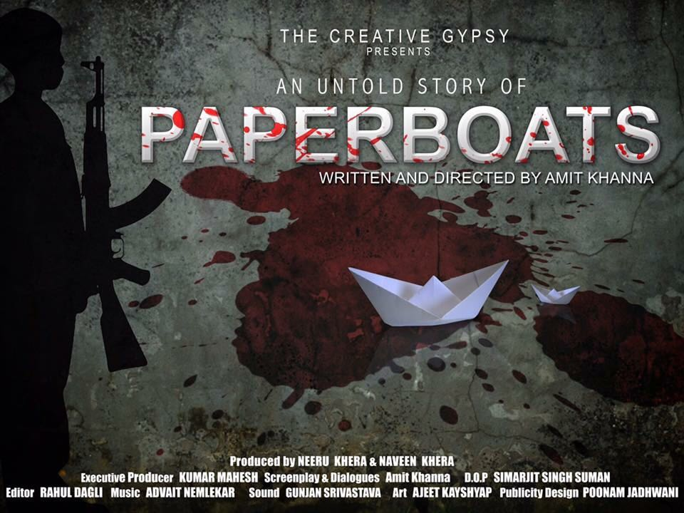 An Untold Story of Paperboats (2016) - IMDb