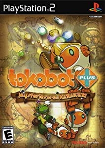 Tokobot Plus: Mysteries of the Karakuri full movie online free