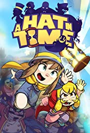 A Hat in Time Poster