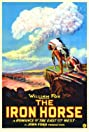 The Iron Horse (1924) Poster