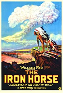 Downloadable movies The Iron Horse [BDRip]
