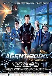 Agent 2000: Die Laksman Poster