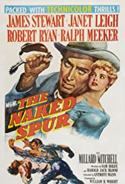 The Naked Spur Poster