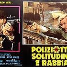 Maurizio Merli in Poliziotto solitudine e rabbia (1980)