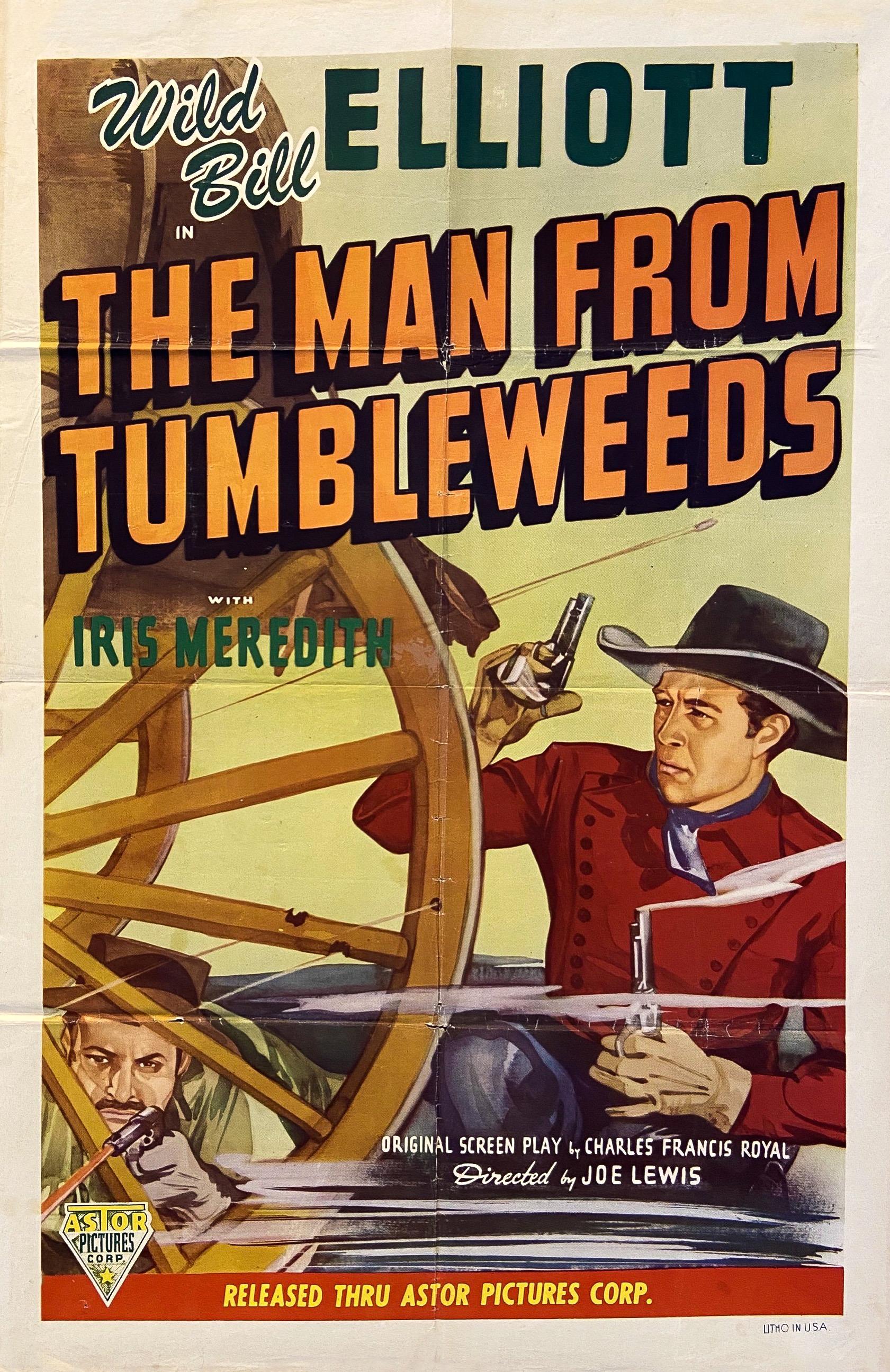 The Man from Tumbleweeds (1940) - IMDb