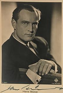Hans Stüwe Picture