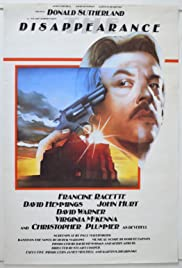 The Disappearance(1977) Poster - Movie Forum, Cast, Reviews