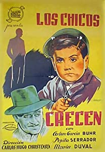 Movie you can watch online Los chicos crecen by [480x360]