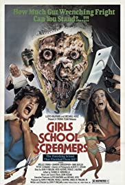 Girls School Screamers(1986) Poster - Movie Forum, Cast, Reviews