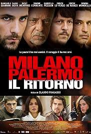Milano Palermo - Il ritorno Poster